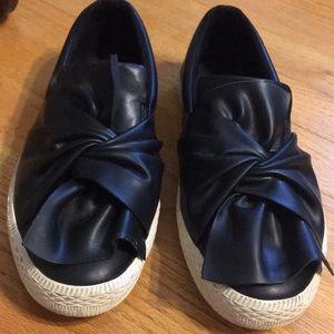 Sugar memory foam slip on shoes 7.5